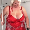 After he takes her picture the Bbw knockout gets a good hard fucking from the beguiling stud